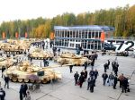 Выставочный стенд НПК «Уралвагонзавод» на «Russia Arms EXPO 2013»