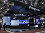 Выставочный стенд Panasonic на «Integrated Systems Russia 2014»