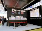 Стенд компании «Panasonic» на выставке «Integrated systems Russia 2015»